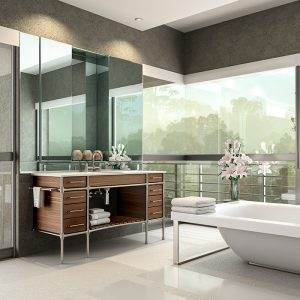 Custom Sink Legs and Design Services