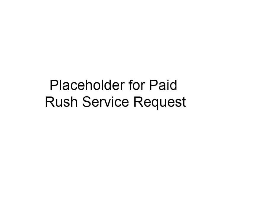 paid-rush-servie